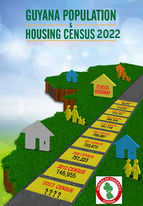 Poster of Guyana Population and Housing Census 2022